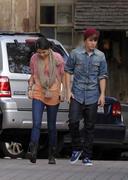 th 55540 Selena4 123 124lo Selena Gomez   at a restaurant in Hollywood 01/10/2012