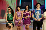 Madhuri and Malaika on the sets of Jhalak Dikhla Ja