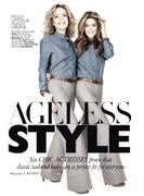 Ashley Greene, Camilla Belle, Anna Torv, Peggy Lipton, Jacqueline Bisset & Cheryi Ladd - Harper's Bazaar - Oct 2010 (x4)