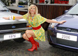 Nell Mcandrew 06 Ford Fiesta 30th Anniversary Launch Foto 254 (���� �������� 06 Ford Fiesta 30-����� ������� ���� 254)