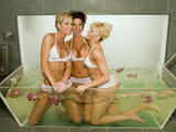 Kelly Kelly With Michelle McCool and Candice Michelle Foto 414 (Келли Келли С Мишель Маккула и Кэндис Мишель Фото 414)