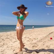 Thalia - beach bikini