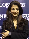 Aishwarya Rai Bachchan during the launch of the Conquest Ceramic series watches in Hyderabad, India - August 22, 2009