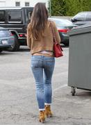 Джордана Брюстер, фото 1236. Jordana Brewster - booty in jeans leaving Lemonade in West Hollywood 02/29/12, foto 1236