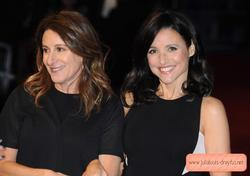 "Julia Louis-Dreyfus - ""Enough Said"" premiere in London - Oct 12, 2013"