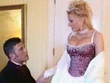 bride fucked in the ass