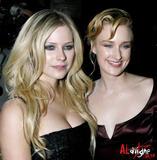 Avril Lavigne - Fast Food Nation Premiere - November 10th - OMG!!!