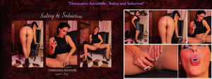 Dominatrix Annabelle – Sultry and Seductive!