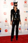 Brooke Burke 17th Annual Dream Halloween Benefit for the Children Affected by Aids Foundation 30-10-2010 very small tags