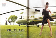 [ADDED SCANS]Victoria Beckham in Marie Claire, November 2010 issue not HQ
