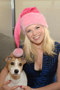 Megan Hilty - Ready For Christmas photoshoot in New York 12/21/12