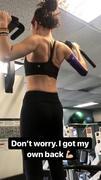 Sarah Hyland - Sexy Workout, February 7, 2018
