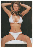 Keeley Hazell hot and sexy in FHM Magazine