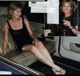 Anthea turner upskirt pics